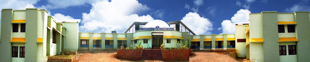 .A.V Abdurahiman Haji Arts & Science College