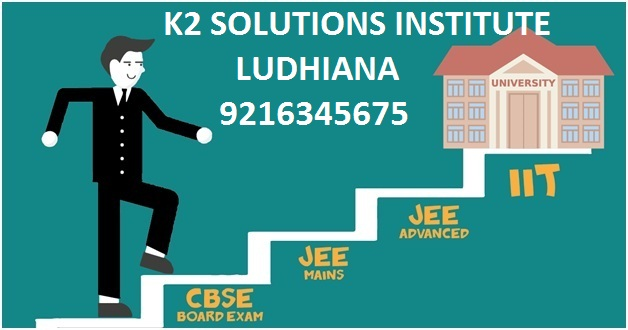 IIT Jee Mains Exam Coaching In Ludhiana